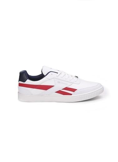 Letoon Nkt03 Erkek Günlük Spor Ayakkabı Beyaz